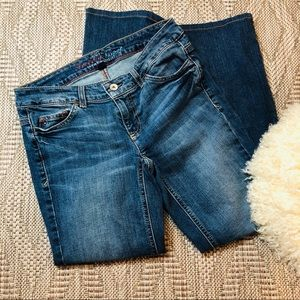 Tommy Hilfiger Freedom Boot Jean size 4 R